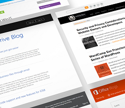 WordPress Blogs at Microsoft