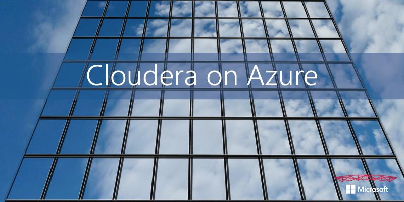 Cloudera on Azure